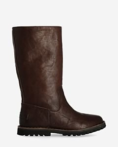 Wool-lined-boot-dark-brown