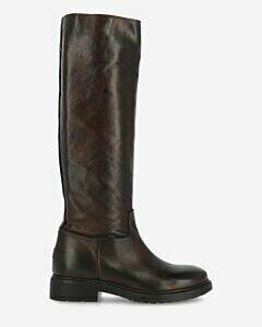 Boot Duck dark brown