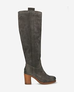 Boot-waxed-suede-dark-grey