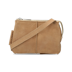 CROSS-BODY-S-WAXED-GRAIN-LEATHER-Beige