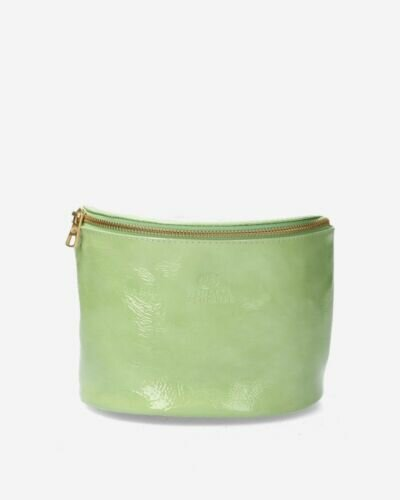 Small green Marianneke patent leather