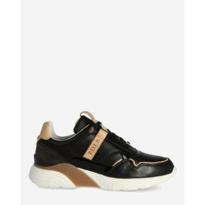 Black-smooth-leather-sneaker