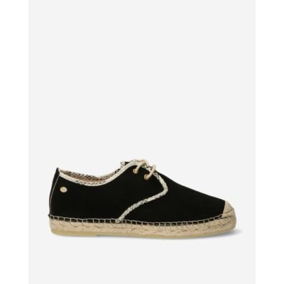 Black-suede-lace-up-espadrille
