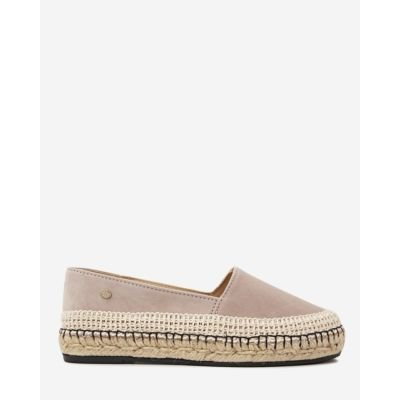 Taupe-suede-espadrille-loafer