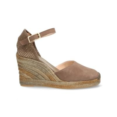 Taupe-suede-espadrille-wedges-