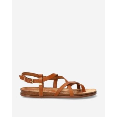 Brown-sandal