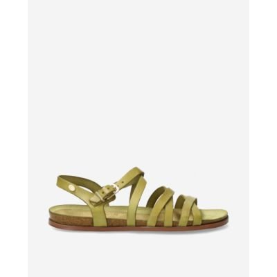 Sandal-with-straps-olive-