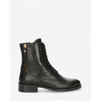 Bootie-printed-leather-black