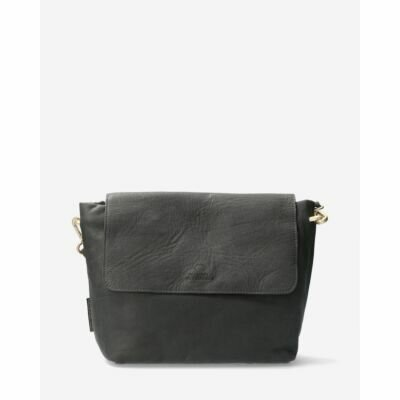 Black-shoulderbag