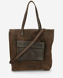 Shabbies Shoppingbag annick brown