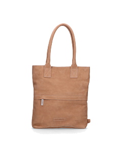 CROSS-BODY-L-WAXED-GRAIN-LEATHER-Beige