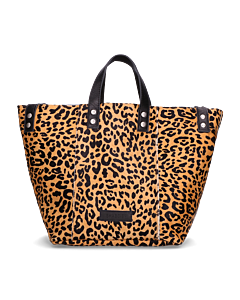 Shopper-Leopardenprint-Pony-Cognac