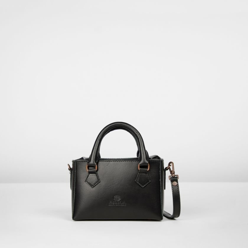 HANDBAG-SMALL-SUZANNA-BAG-NON-GRAIN-LEATHER-Black
