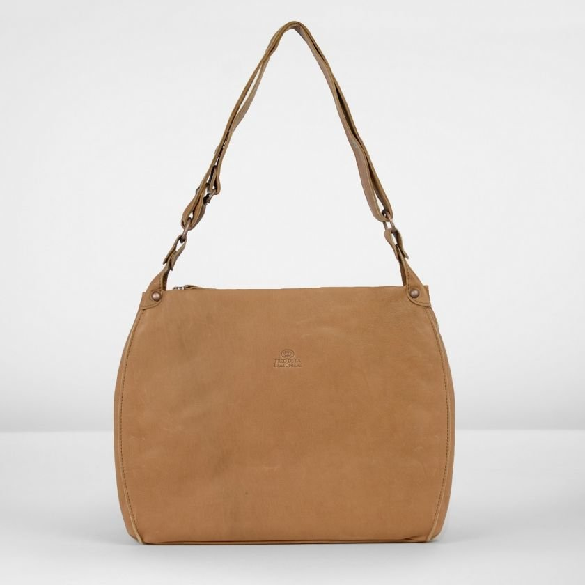 Shoulderbag-grain-leather-Cognac