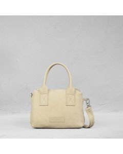 HANDBAG-SMALL-NUBUCK-LEATHER-Beige