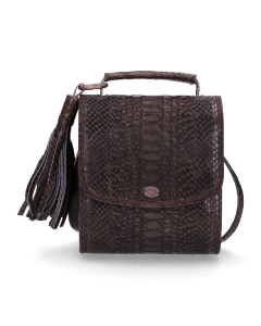 Cross-body-printed-leather-Antracite