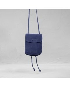 CROSS-BODY-SMALL-SUEDE-Blue
