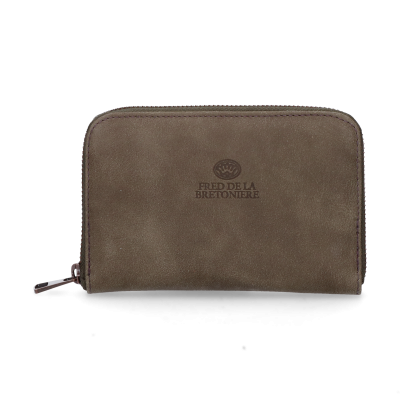 Wallet-small-hand-buffed-leather-Olive
