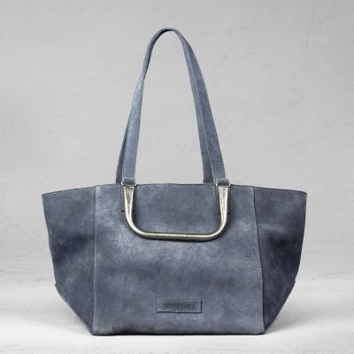 HANDBAG-MEDIUM-SUEDE-Jeans